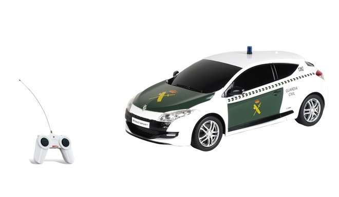 63331 - RENAULT MEGANE RS GUARDIA CIVIL