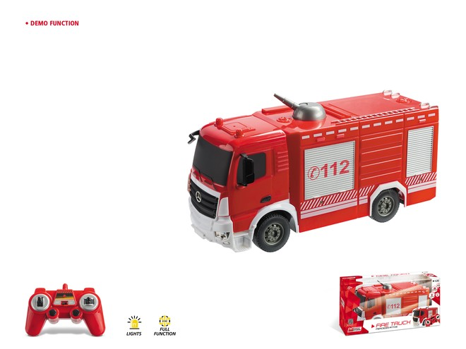 63516 - MERCEDES ANTOS FIRE TRUCK