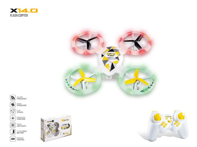 63012 - ULTRADRONE X14.0 FLASH COPTER