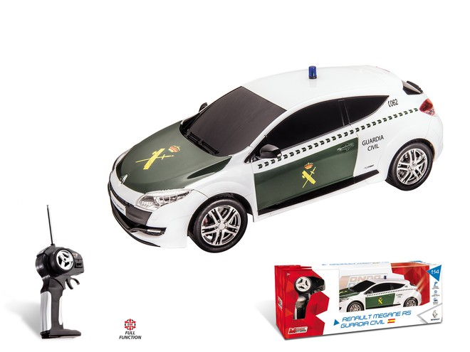 63203 - RENAULT MEGANE RS GUARDIA CIVIL