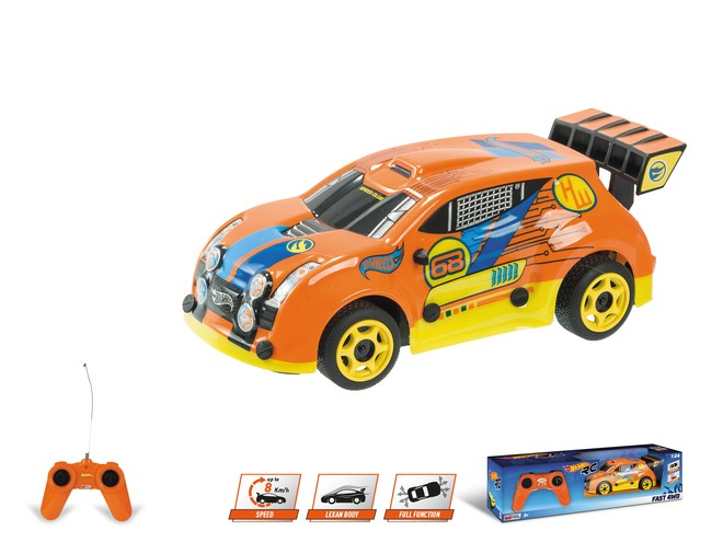 63310 - HOT WHEELS FAST 4WD