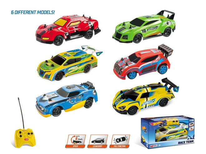 63253 - HOT WHEELS CARS ASSORTED