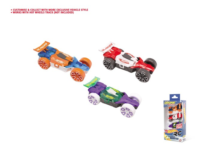 63570 - HOT WHEELS VEHICLE EXPANSION SET